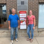 Paynesville City Hall donated by Voss Plumbinig and Heating