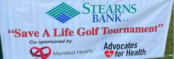 """""""Save a Life"""" Golf Tournament Sponsored by Stearns Bank"""