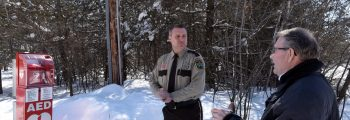 Stearns County Sheriff collaborates with Advocates For Health